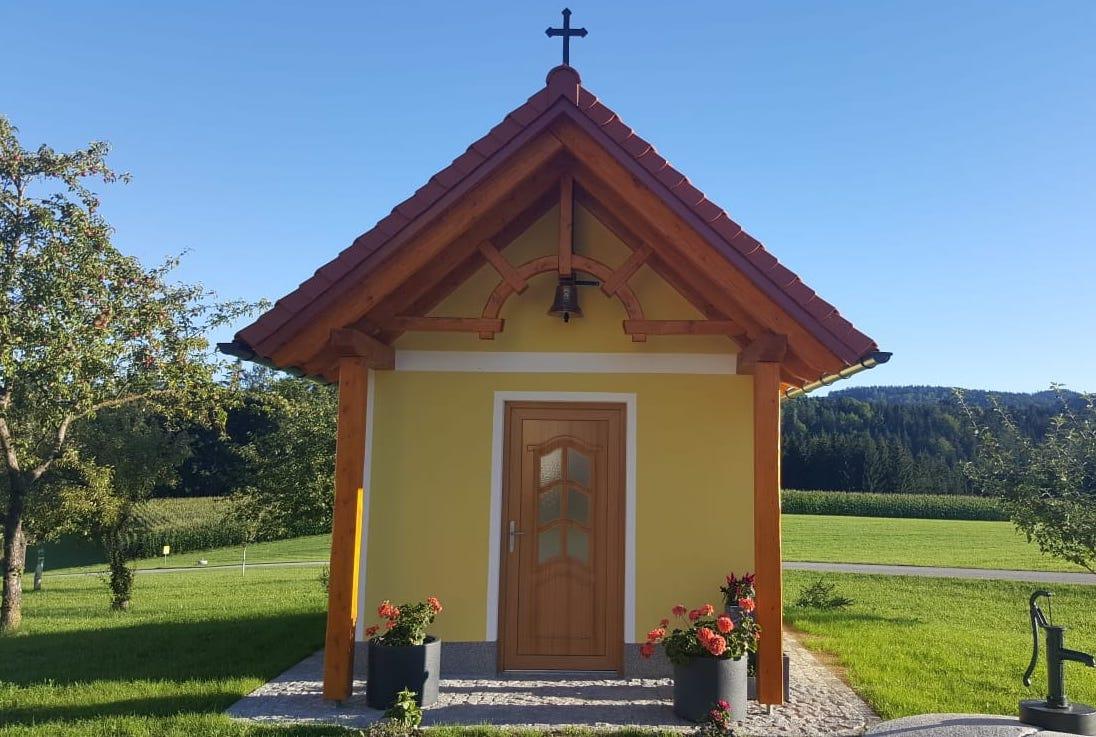 Kapelle Querformat Bad Zell